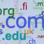 Izbira domene pri izdelavi spletne strani