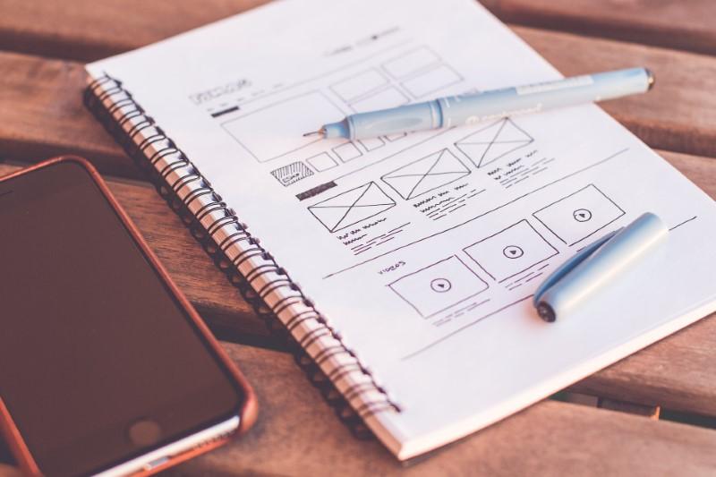 Izdelava spletnih trgovin - design
